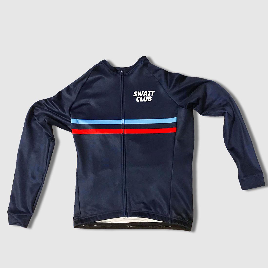 cycling Thermal Jersey Team swatt club swatt solowattaggip