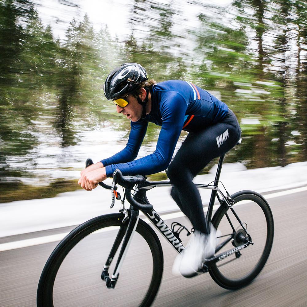 winter thermal jersey solowattaggio swatt club cycling ciclismo maglia invernale