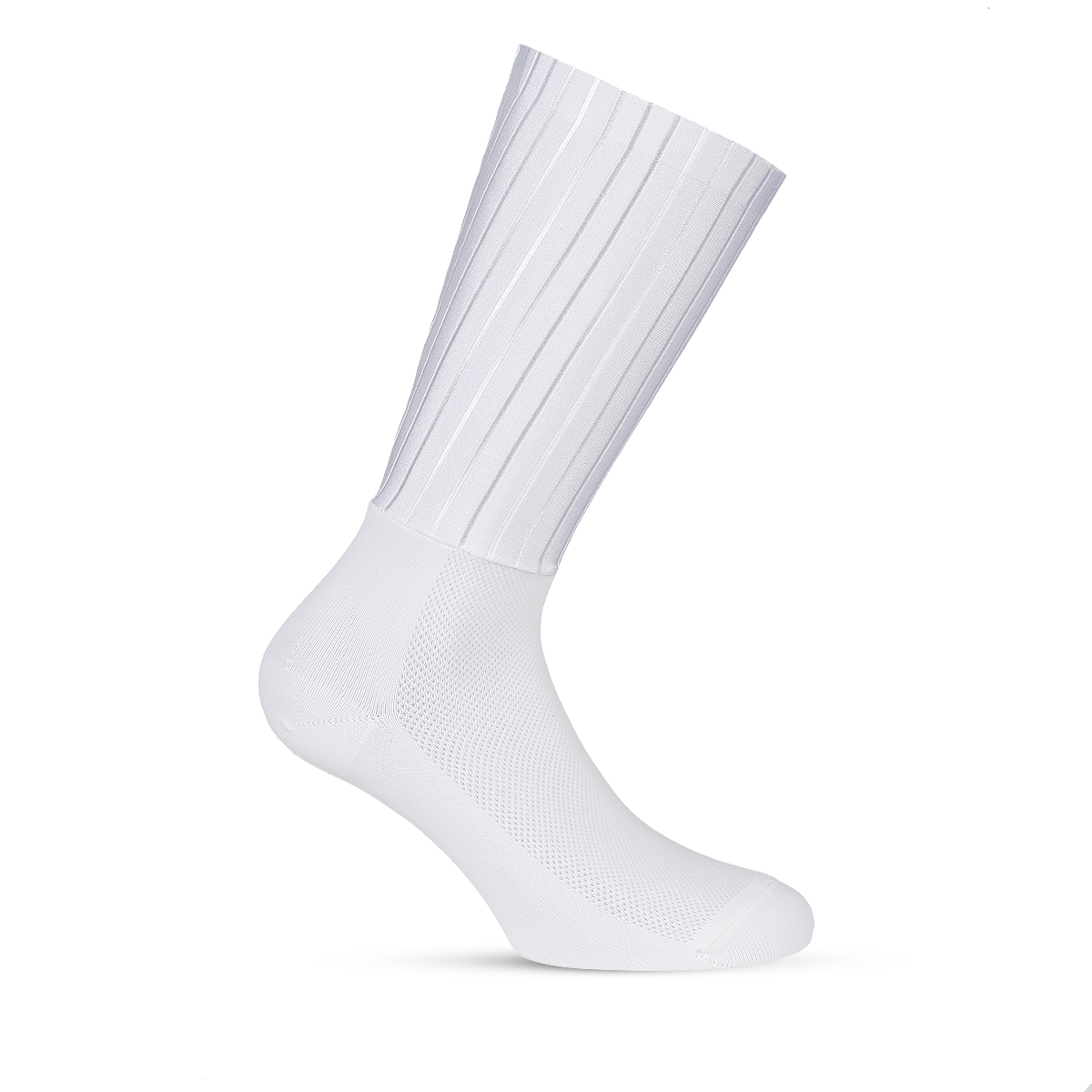 White Aero cycling Socks cycling swatt club solowattaggio watts