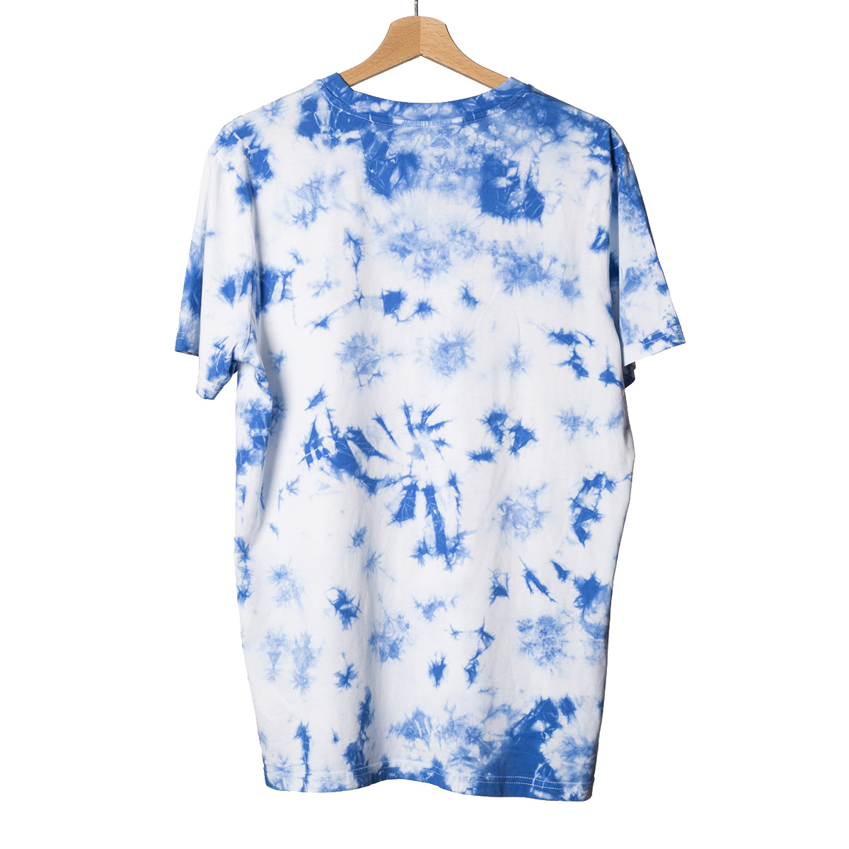 tie and dye swatt club solowattaggio t-shirt