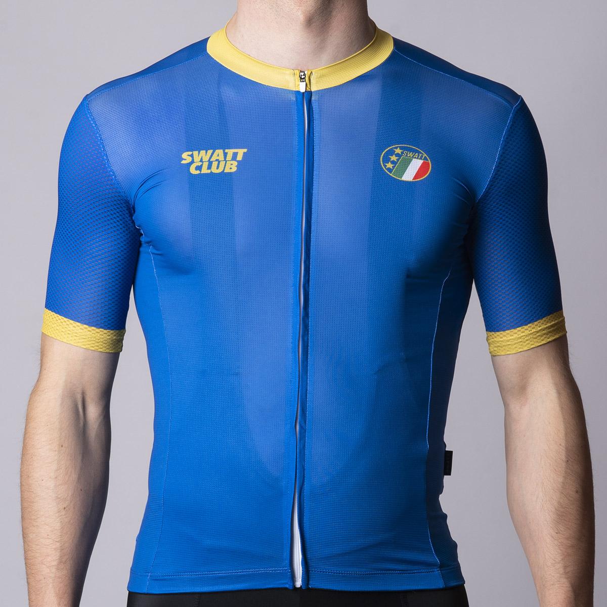 Italia swatt club cycling kit