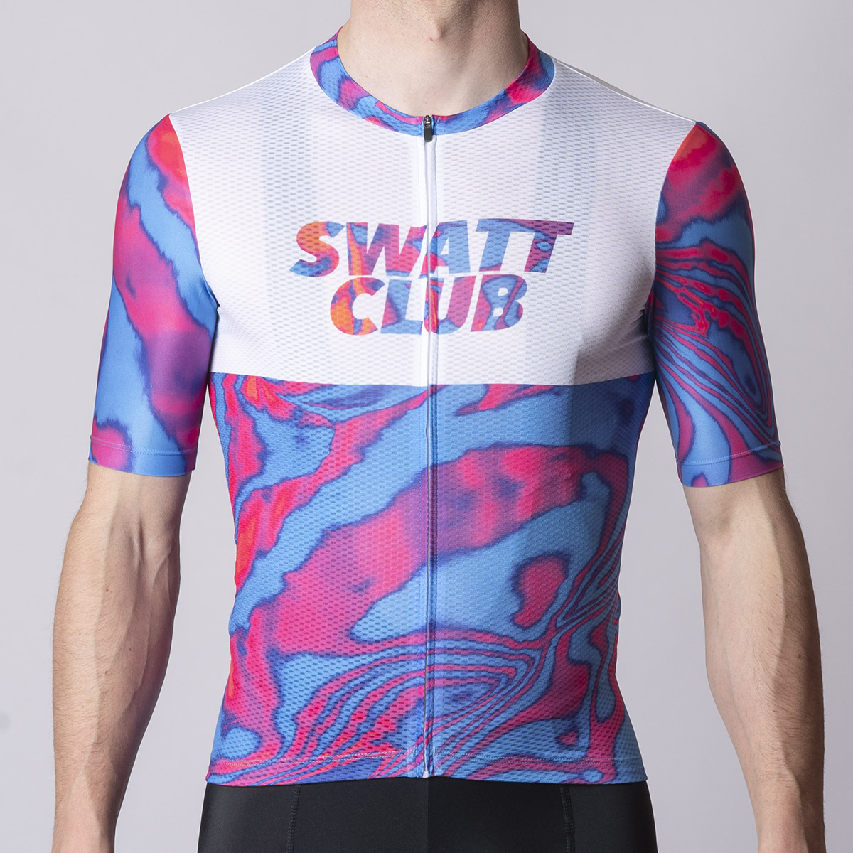 Lava cycling jersey swatt club