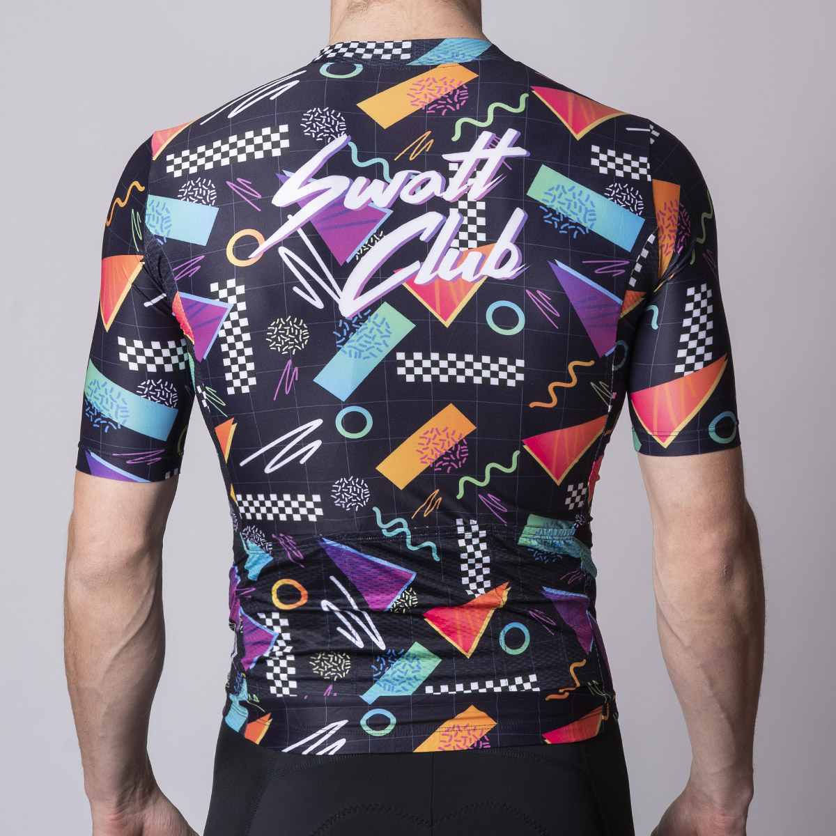 Ottanta cycling jersey swatt club maglia ciclismo