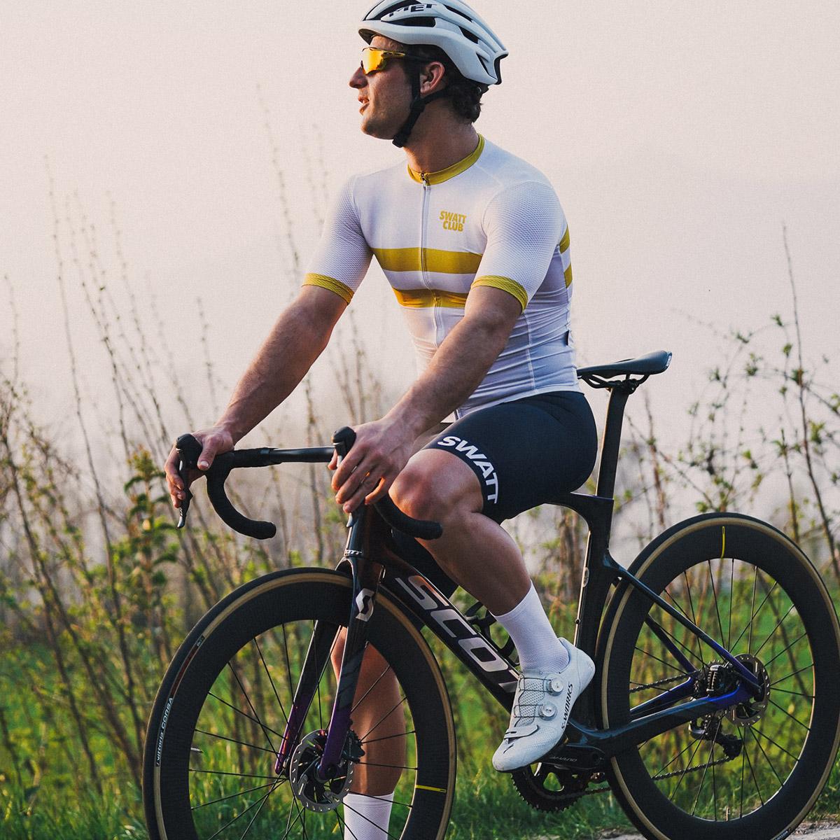 Papale swatt club cycling jersey