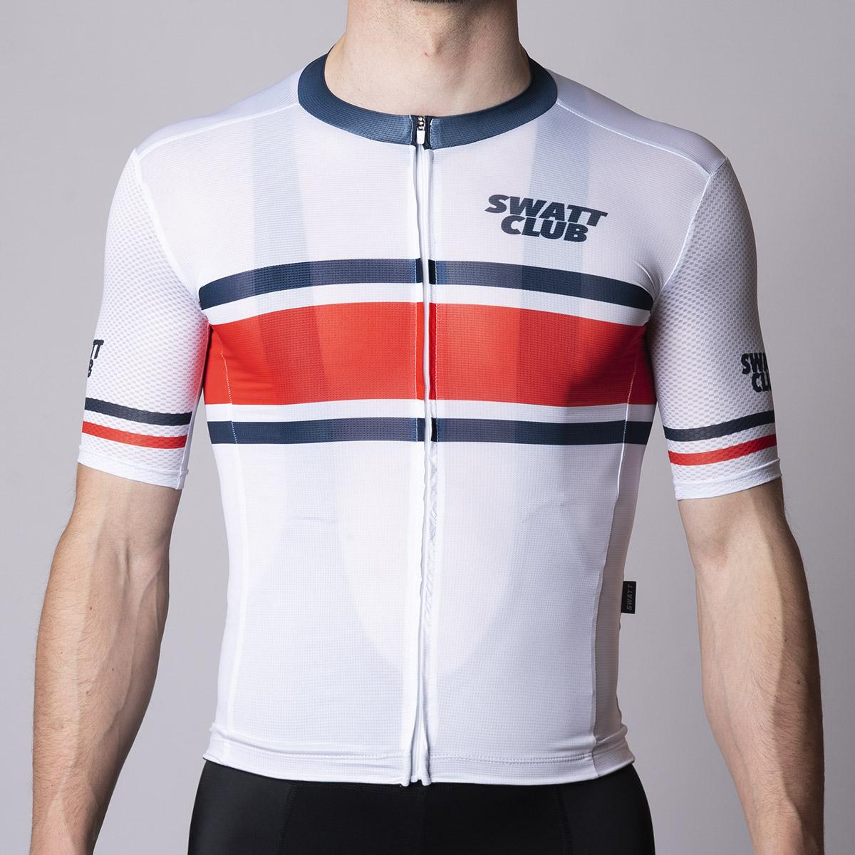 Paris swatt club cycling jersey