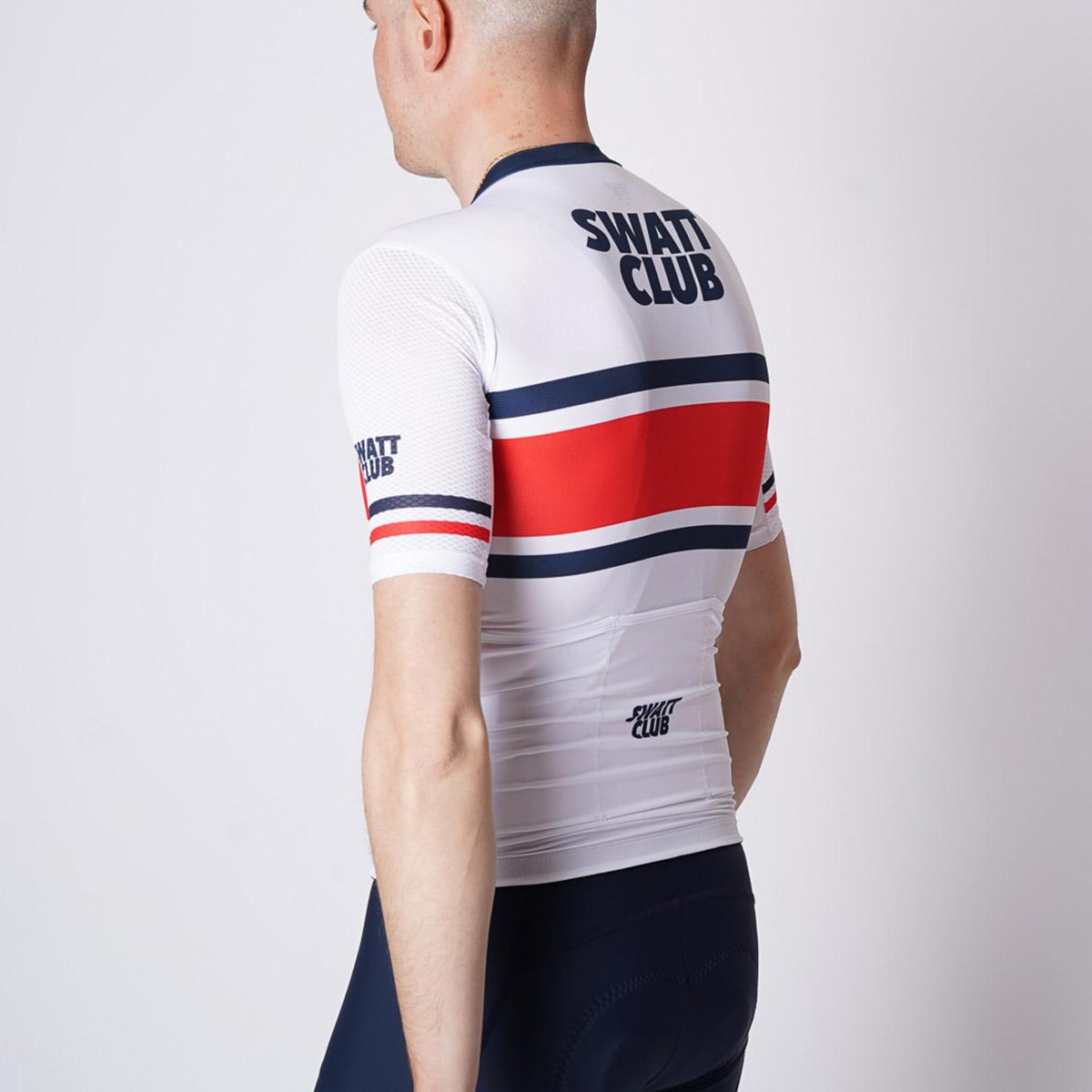 Paris cycling jersey swatt club