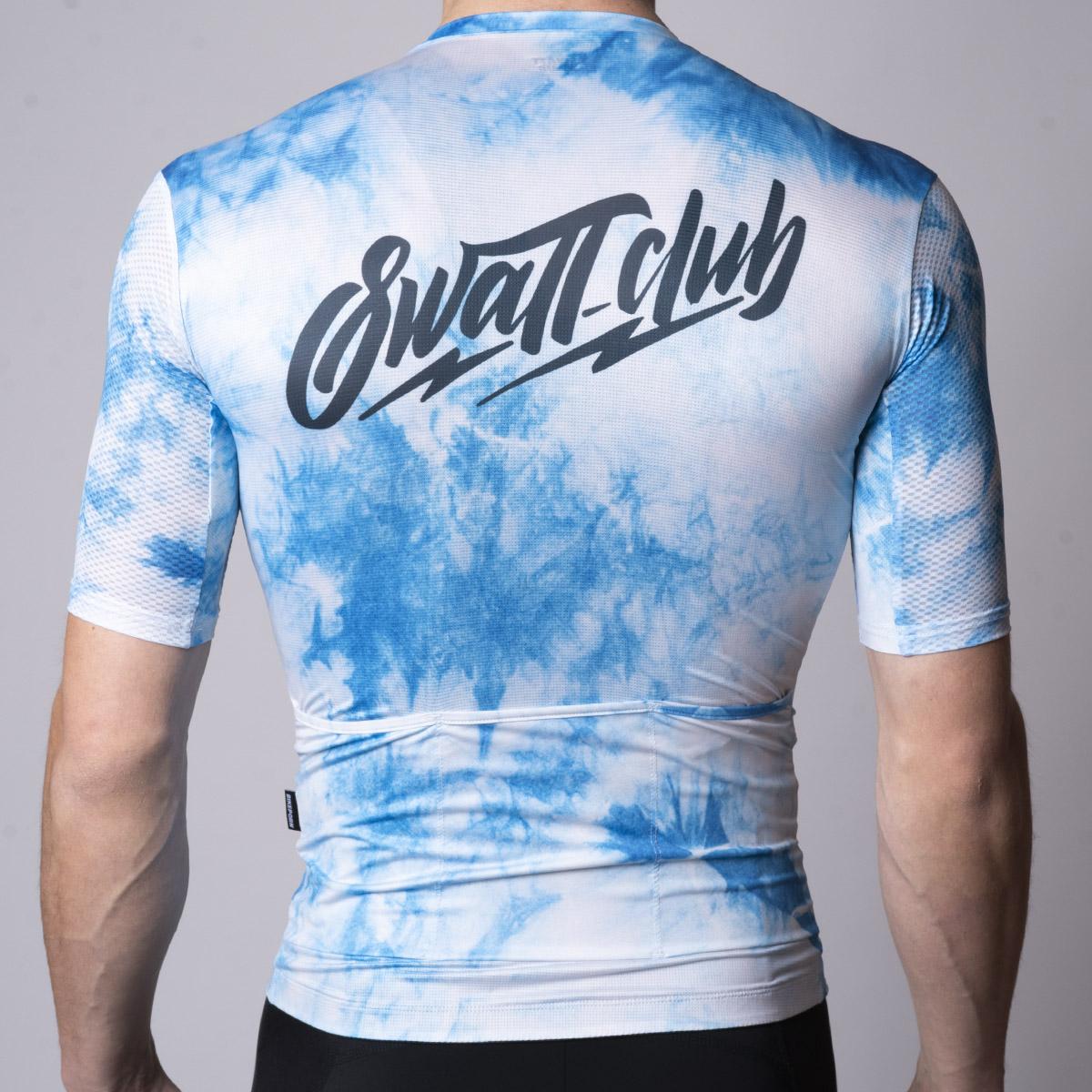 TieDye Cycling Jersey Swatt Club maglia ciclismo