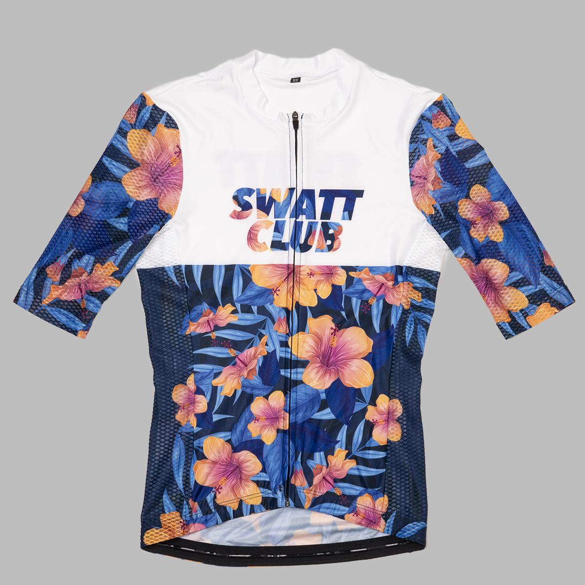 Floral Jersey women swatt club