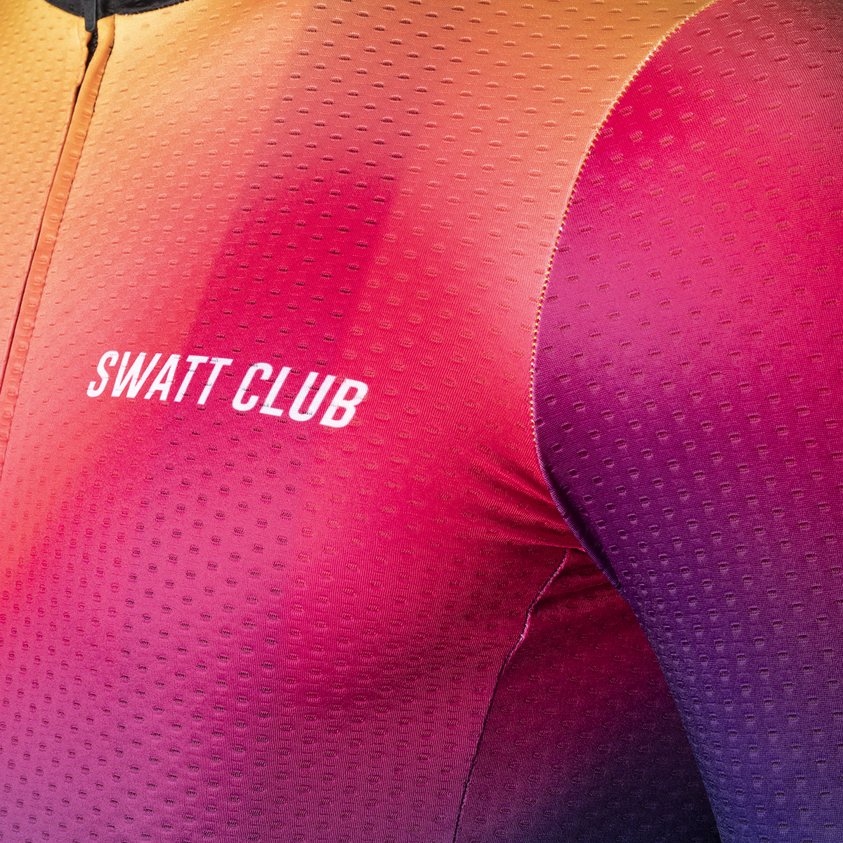 Solero Aero Long Sleeve jersey cycling swatt club